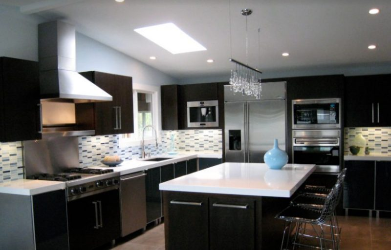 Excited kitchen lighting low ceiling #Kitchenlighting #Kitchenideas #Kitchen #Home #House