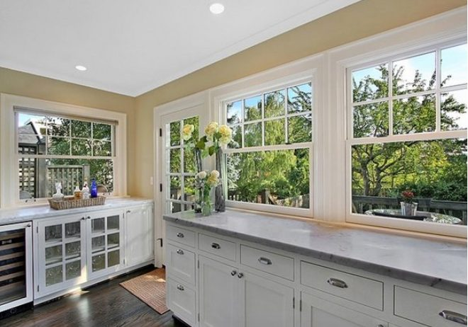 Life-changing kitchen upvc windows #Kitchen #Kitchenwindows #Homedecor #Kitchendesigns