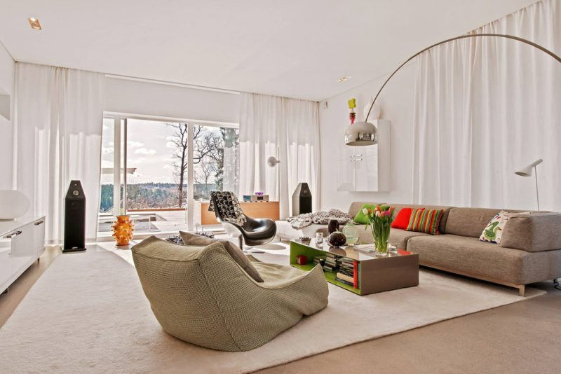 Unbelievable modern living rooms on pinterest #Homedecor #Livingrooms # Rooms # Interiordesigns