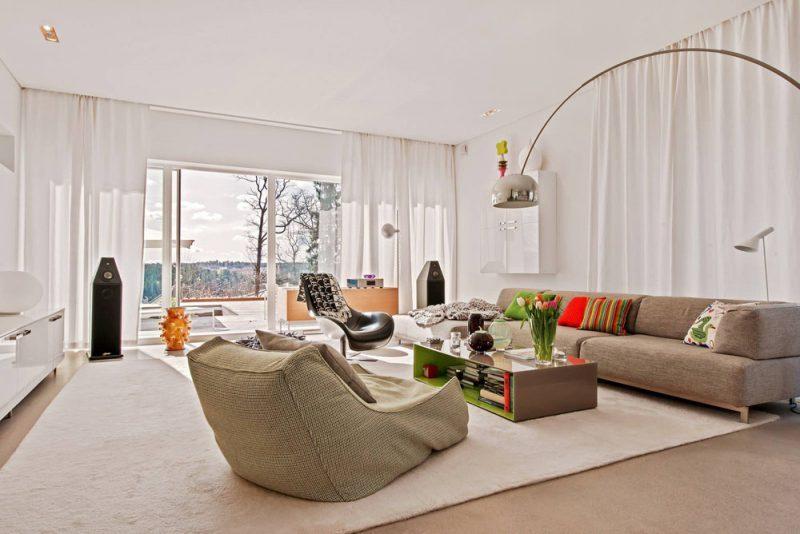 Unbelievable modern living rooms on pinterest #Homedecor #Livingrooms # Rooms # Interiordesigns