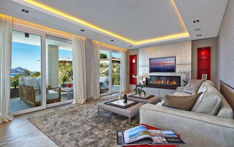 Excited modern living rooms pinterest #Homedecor #Livingrooms # Rooms # Interiordesigns
