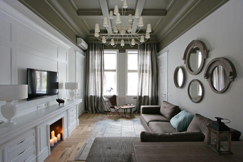 Life-changing modern mediterranean living rooms #Homedecor #Livingrooms # Rooms # Interiordesigns
