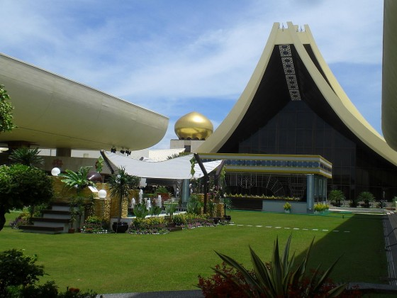 The Biggest House in the World (Istana Nurul Iman Palance)