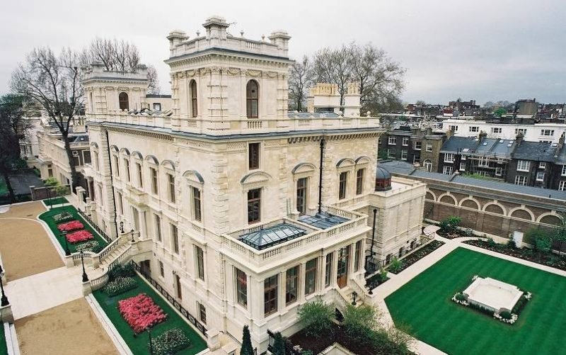 The Biggest House in the World (Kensington Palace Gardens) 1