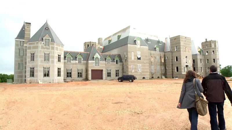 The Biggest House in the World (Pensmore Mansion)