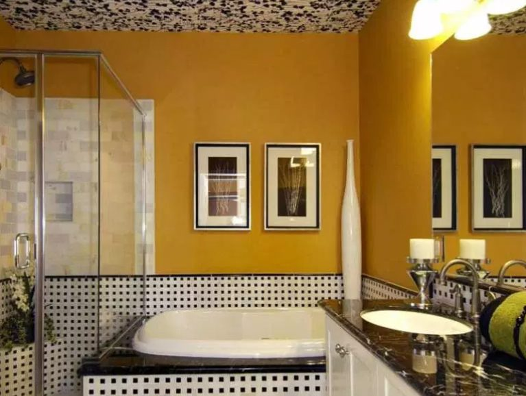 Spectacular 6 x 8 bathroom remodel ideas #Homedecor #Bathroomremodel #Homerenovation