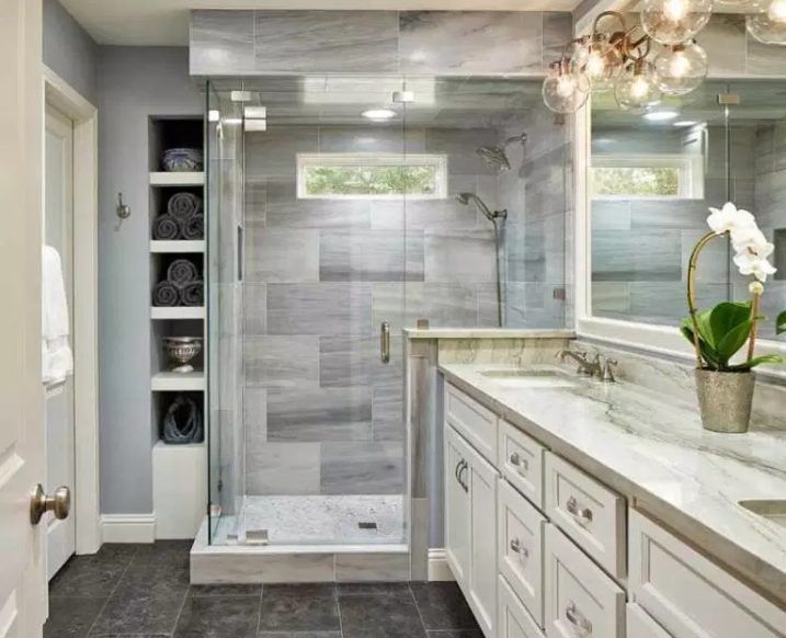 Breathtaking bathroom remodel ideas and pictures #Homedecor #Bathroomremodel #Homerenovation