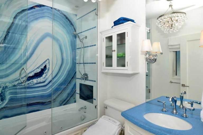 Excited bathroom remodel ideas black and white #Homedecor #Bathroomremodel #Homerenovation