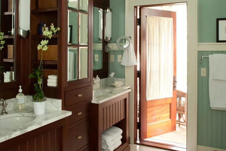 Eye-opening bathroom remodel ideas on pinterest #Homedecor #Bathroomremodel #Homerenovation