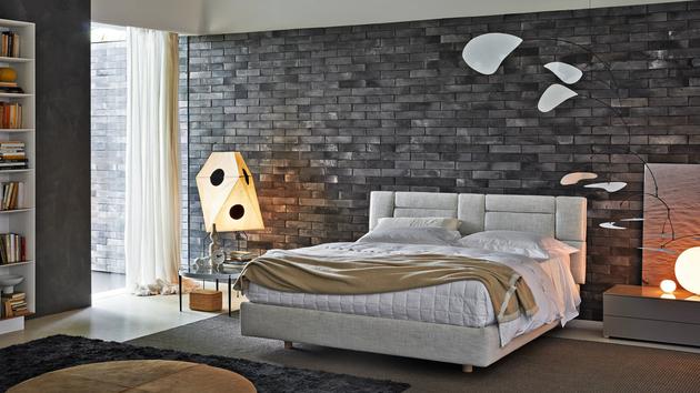 Striking bedroom design ideas in kerala #Bedroom #Bedroomdesigns #Homedecor #House