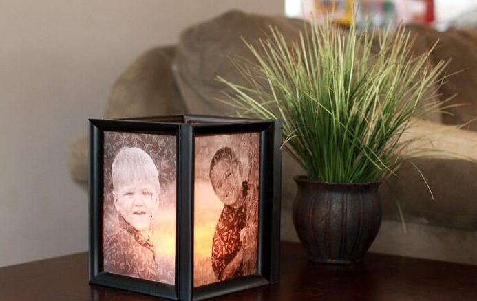 DIY Picture Frame Ideas 20