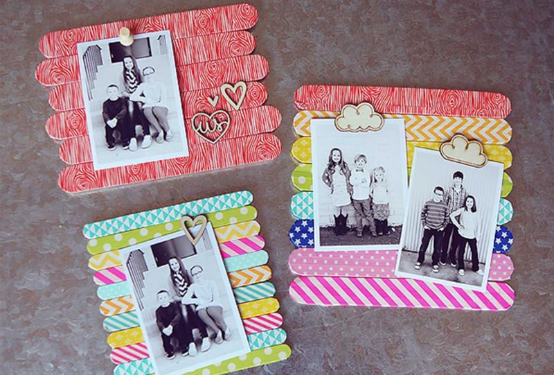 Wonderful picture frame for 25 pictures #homedecor #home #pictures #framephoto