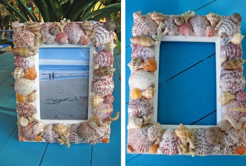 New 25 Best DIY Picture Frame Ideas [Beautiful, Unique, and Cool] JU81