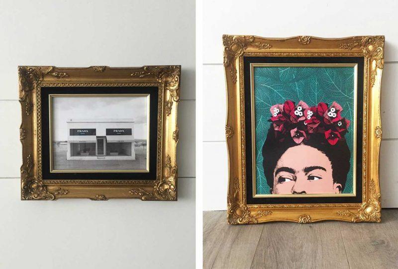 Delight frame pictures together #homedecor #home #pictures #framephoto