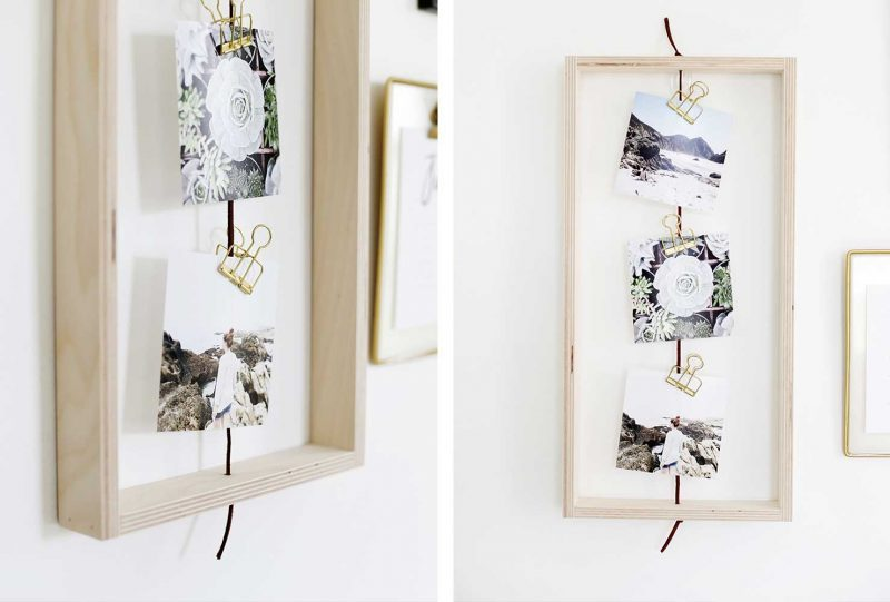 25 Best DIY Picture Frame Ideas Beautiful, Unique, and Cool