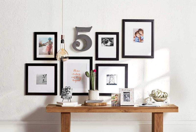 Miraculous pictures frame gold #homedecor #home #pictures #framephoto