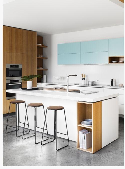 Unique kitchen design 7' x 9' #kitchendesign #homedecor #home #kitchen