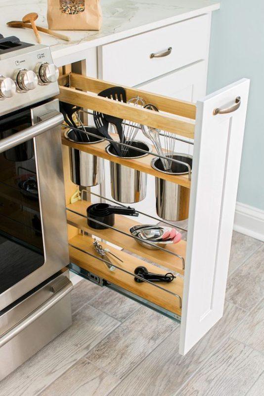 Life-changing kitchen design triangle #kitchendesign #homedecor #home #kitchen