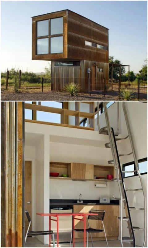 Uplifting modern and minimalist #home #house #modernhomes #smallhomes