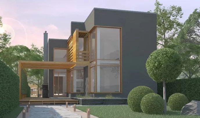 Astonishing minimalist house designs hdb #home #house #modernhomes #smallhomes