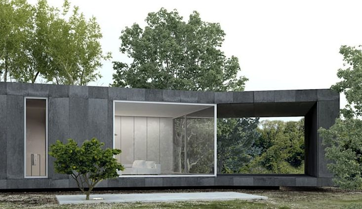 Terrific modern minimalist house designs #home #house #modernhomes #smallhomes