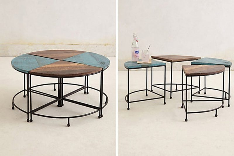 Unique modern coffee tables and end tables #Tables #Coffe #Moderntables #Homedecor #Interior
