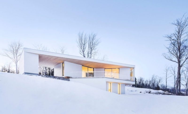 Staggering modern home design on a budget #home #UniqueHouse #modernhome #homedesigns