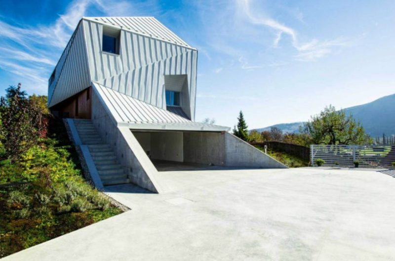 Remarkable modern home design single storey #home #UniqueHouse #modernhome #homedesigns