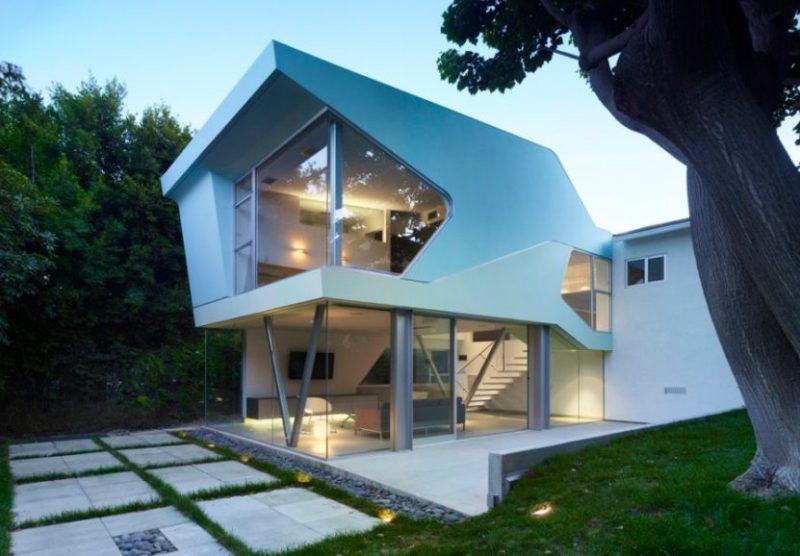 Unbeatable modern home design michigan #home #UniqueHouse #modernhome #homedesigns