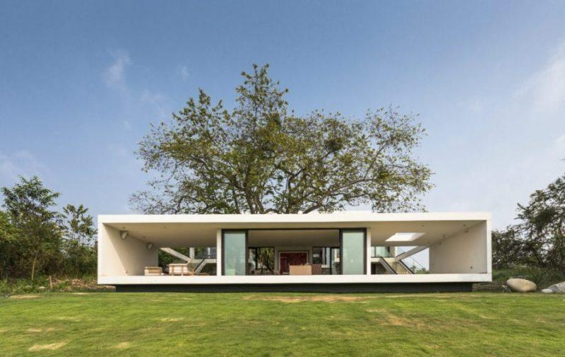 Miraculous modern home design tumblr #home #UniqueHouse #modernhome #homedesigns