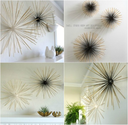 Spectacular wall decor ideas to make #Home #Homedecor #Wallideas #Houseinterior
