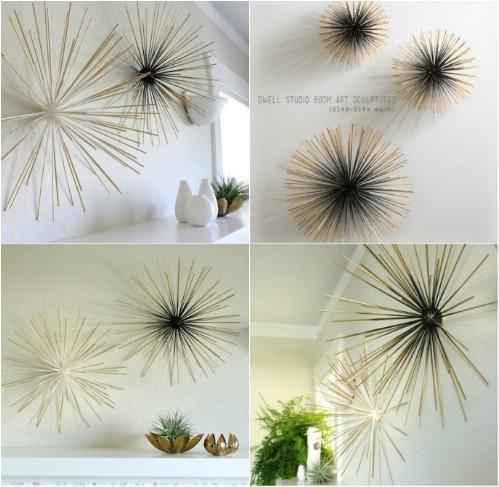 Spectacular wall decor ideas to make #Home #Homedecor #Wallideas #Houseinterior