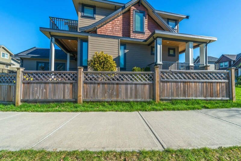 Delight modern home design outdoor #home #fencedesigns #fence #outdoor