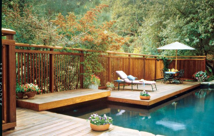 Wood Fence Styles 5