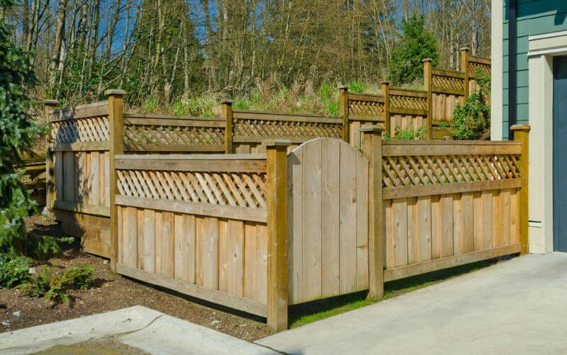 Staggering modern home design on a budget #home #fencedesigns #fence #outdoor