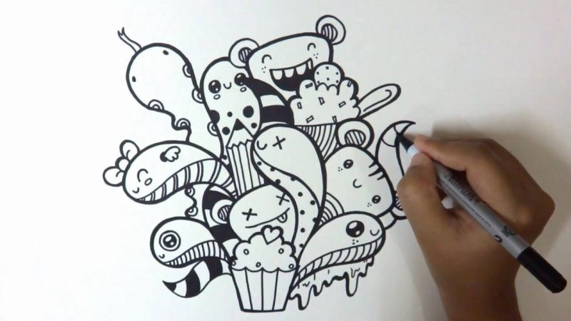 Fun and Easy Things to Draw When Bored [Best Creative Ideas]