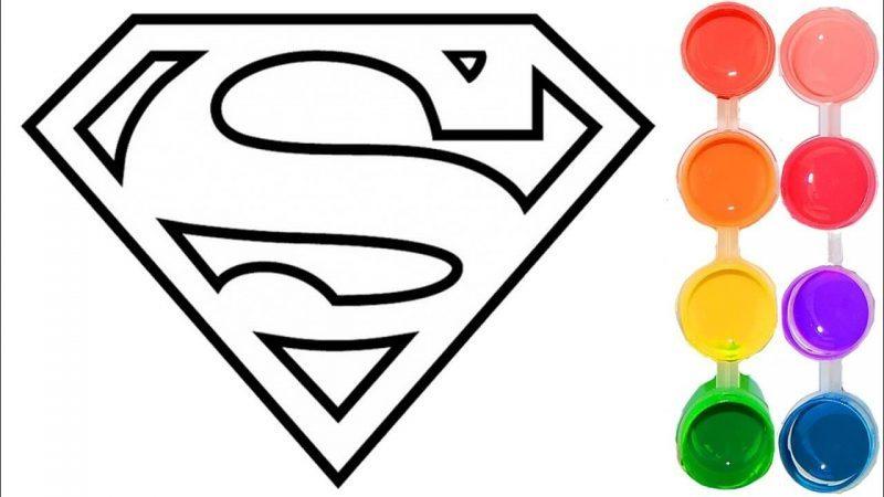Superheroes Logos