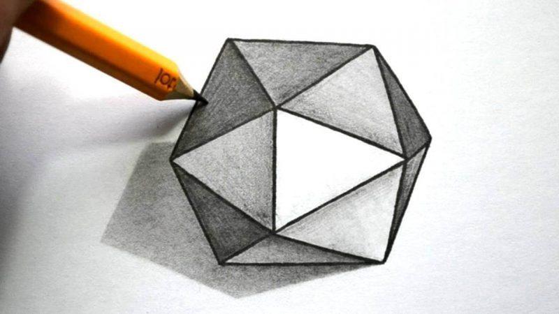 DiamondDrawing