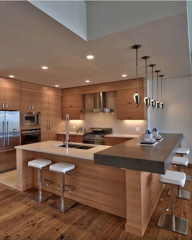 Unique galley kitchen remodel ideas pictures #home #homedecor #homedesign #kitchen #Kitchenremodel