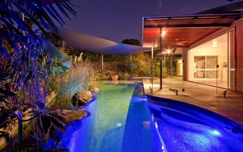 Life-changing swimming pool company logo design #swimmingpools #homedecor #indoorpool #outdoorpool