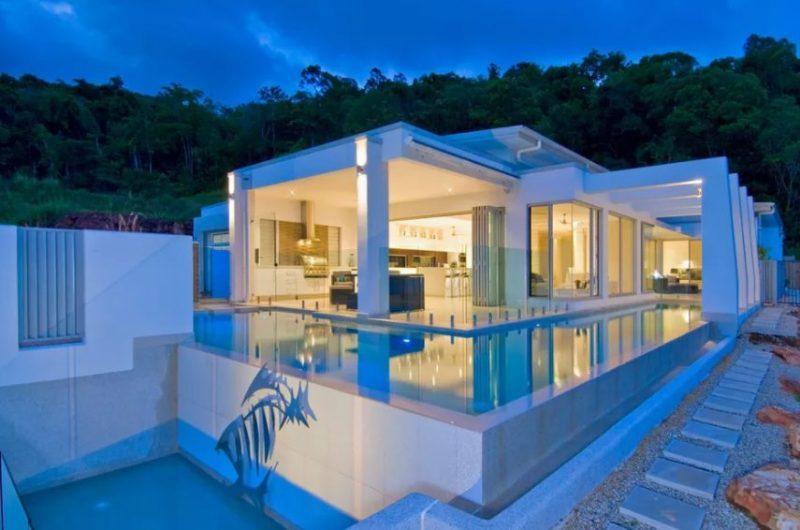 Unique 3d swimming pool design #swimmingpools #homedecor #indoorpool #outdoorpool
