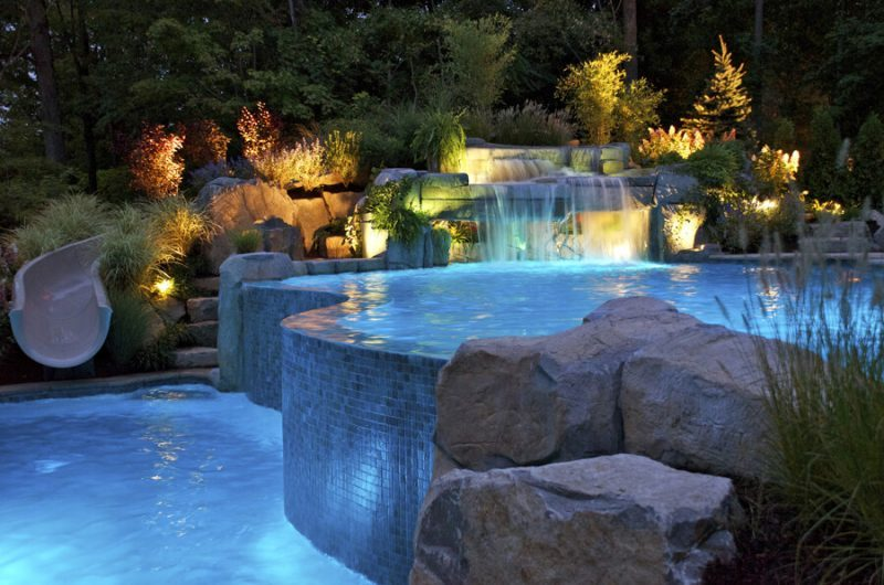 Eye-opening swimming pool house design ideas #swimmingpools #homedecor #indoorpool #outdoorpool