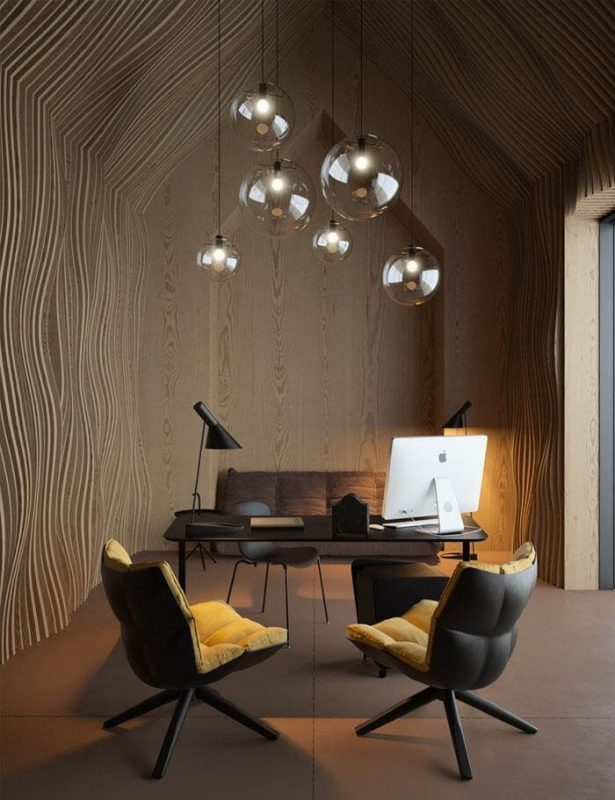 Glorious home office and branch accounting #homeoffice #office #design #homedecor #homework #work