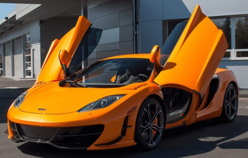 Sports Cars That Start With M