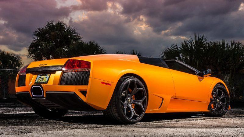 Lamborghini Murcielago LP640 Roadster V4 1080