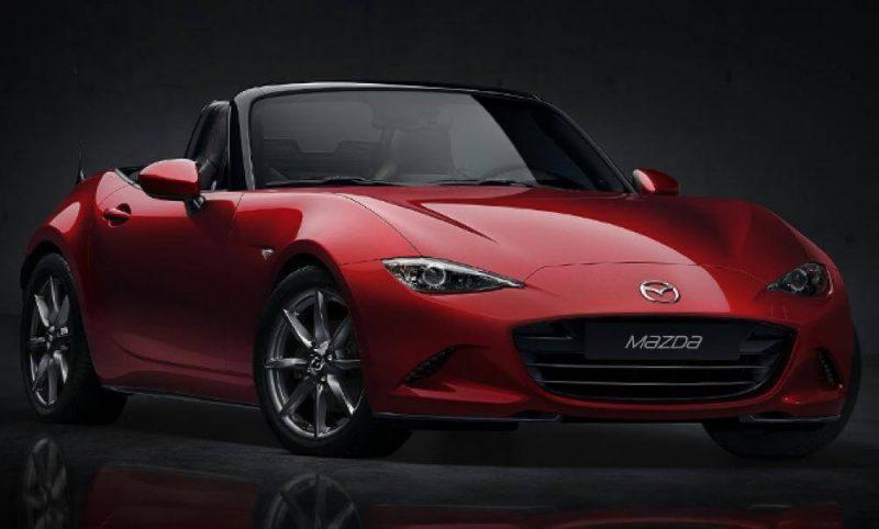 Mazda MX-5 Sport 2.0 Litre