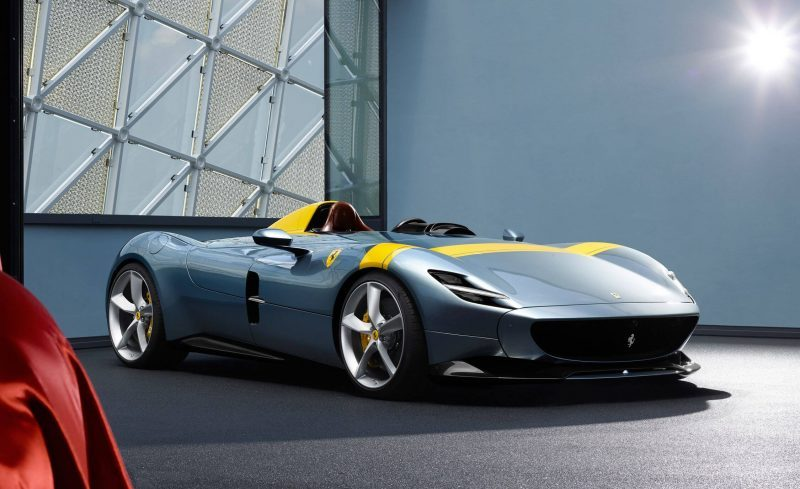 Luxury cars that start with m