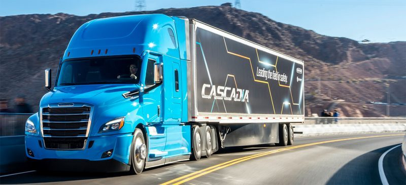 Freightliner Cascadia Cool Trucks Pictures