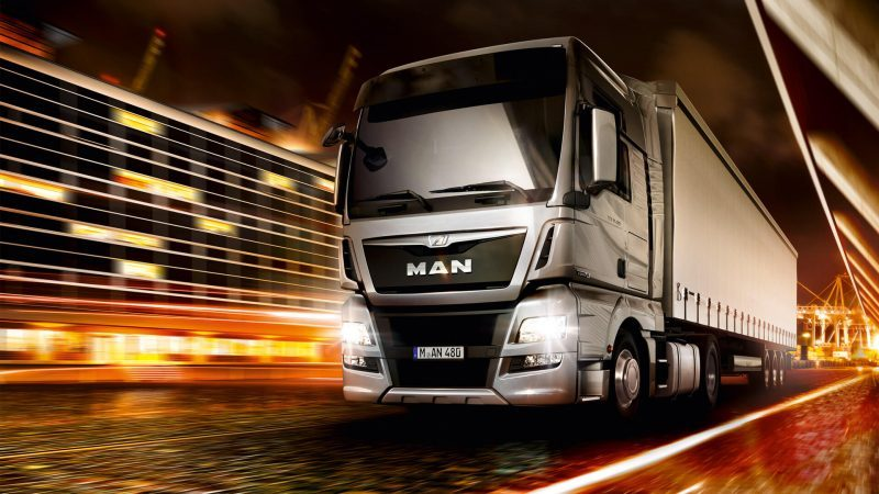 TGX Range Cool Trucks Pictures