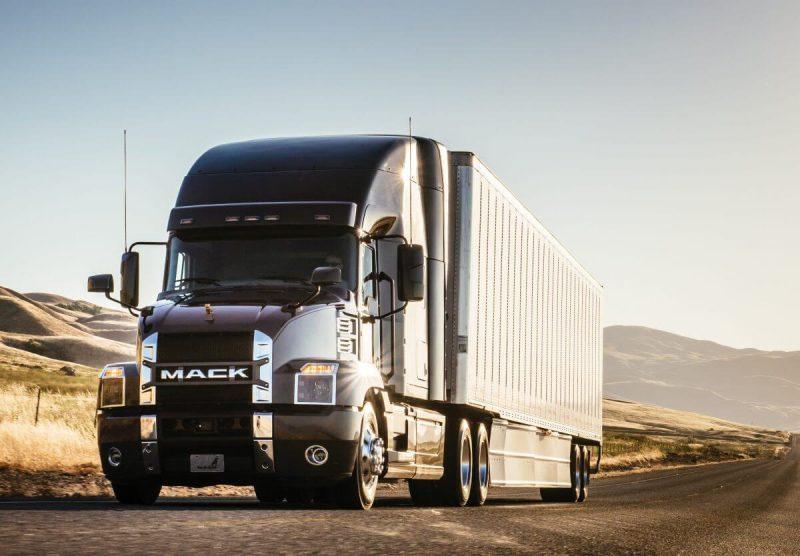 Mack Anthem Cool Trucks Pictures
